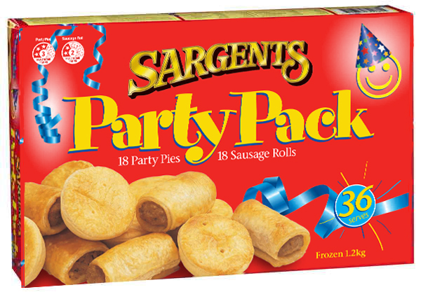 Party Pack 36